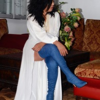 [INTERVIEW] Designer Adriana Sahar; From Working for Michael Costello to Working For Herself